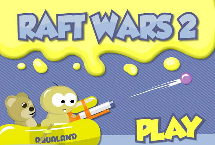 plaustų karas, žaidimas